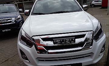 Isuzu D Max 4x4 Space Cab Custom