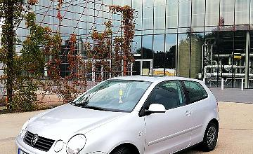 Volkswagen Polo, 1.2 l., kup? (coupe)