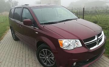 Dodge Grand Caravan, 3.6 l., vienat?ris