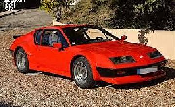 Alpine A310 phase 2