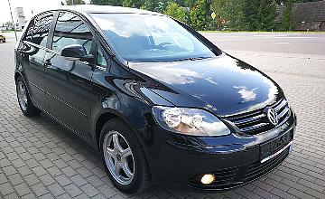 Volkswagen Golf Plus, 2.0 l., he?bekas