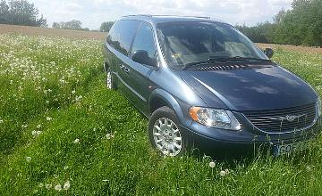 Chrysler Grand Voyager, 2.5 l., vienat?ris