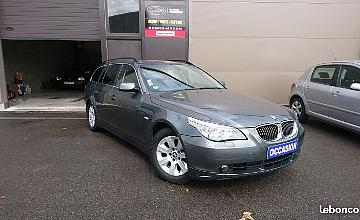 BMW 525D E61 Touring Luxe (entretien complet BMW)