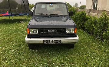 Isuzu Trooper, 2.5 l., visureigis