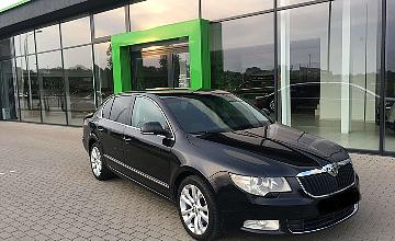 Skoda Superb, 0.2 l., sedanas
