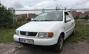 Volkswagen Polo, 1.3 l., kup? (coupe)