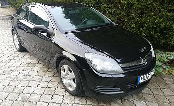 Opel Astra, 1.7 l., kup? (coupe)