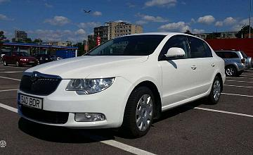 Skoda Superb, 1.8 l., sedanas