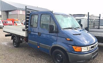 Iveco Daily*35S12*HPI*Sehr Guten Zustand*Maxi XXL*
