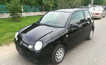 Volkswagen Lupo, 1.2 l., kup? (coupe)
