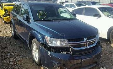Dodge Journey, 2.4 l., visureigis