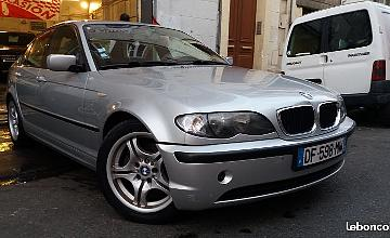 Bmw 3 Serie Easy Find Your Vehicle P Carlist24 Com
