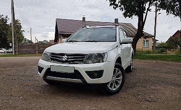 Suzuki Grand Vitara, 1.9 l., visureigis