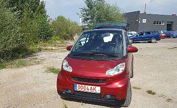 Smart Fortwo, 1.0 l., kup? (coupe)