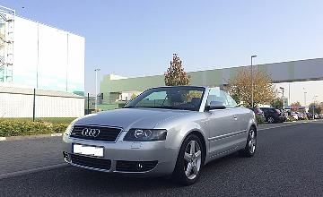 Audi Cabriolet Easy Find Your Vehicle P Carlist24com
