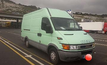 Iveco Daily, 2.8 l., komercinis