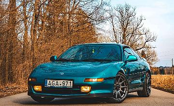 Toyota MR 2, 2.0 l., kup? (coupe)