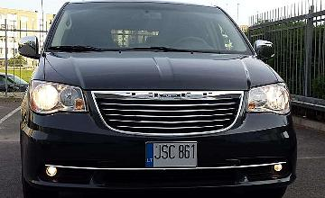 Chrysler Town & Country, 3.6 l., vienat?ris