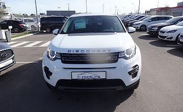 Land Rover Discovery Sport SE Mark II TD4