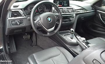Bmw serie 4 coupe luxury line 420d 190ch