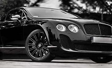 Bentley Continental, 6.0 l., kup? (coupe)