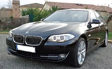 Bmw serie 5 f10 530 d 258 luxury bva 8