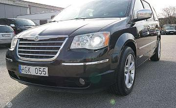 Chrysler Grand Voyager, 2.8 l., vienat?ris