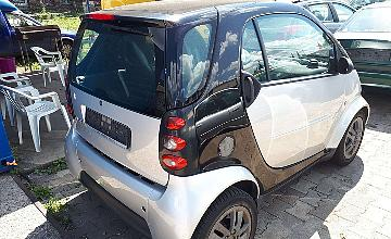 Smart Fortwo, 0.8 l., kup? (coupe)