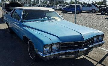 Buick Electra, 7.5 l., kup? (coupe)