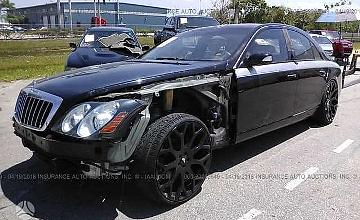 Maybach 57, 5.5 l., sedanas