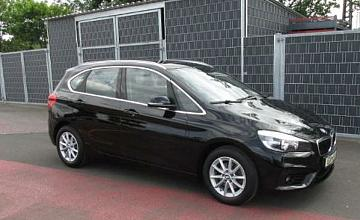Bmw serie 2 active tourer noir 216 d