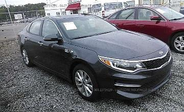 Kia Optima, 2.4 l., sedanas