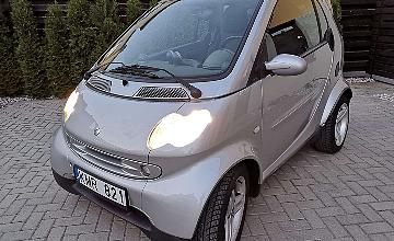 Smart Fortwo, 0.6 l., kup? (coupe)