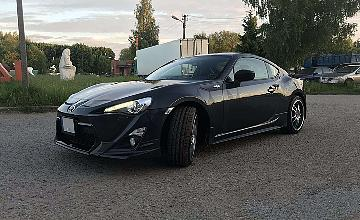 Toyota GT 86, 2.0 l., kup? (coupe)