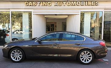 BMW SERIE 6 COUPE 640D 313CH LUXE