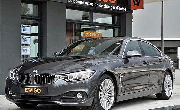 BMW SERIE 4 GRAN COUPE 420D 190 ch LUXURY BVA 8