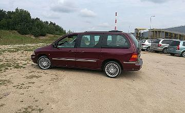 Chrysler Grand Voyager, 3.0 l., vienat?ris