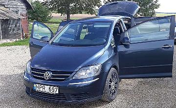 Volkswagen Golf Plus, 1.9 l., he?bekas