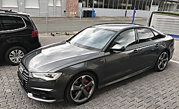 Audi A6 3.0 TDI competition ACC RS Sitze Side Lane 20