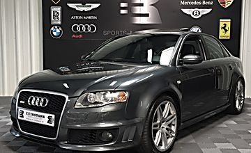 Audi RS 4 Berline B7 BVM6 rs4 4, 2L V8 420, Quattro