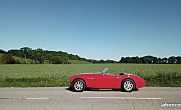 Austin Healey 3000 Mk1 BN7 Roadster 2 places 1959