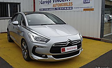 Ds 5 so chic 2.0l hdi 160