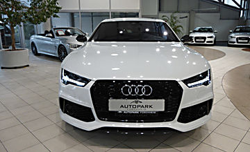 "Audi RS 7 Sportback 4.0 TFSI qu. Head Up UPE 140""?"