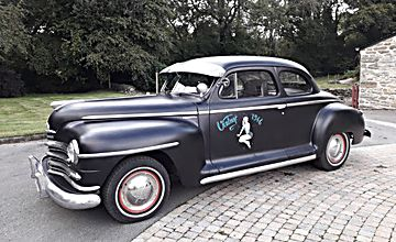Plymouth sp deluxe 1946