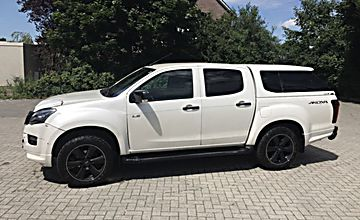 Isuzu D Max 4x4 Double Cab Autm. Limited Edition