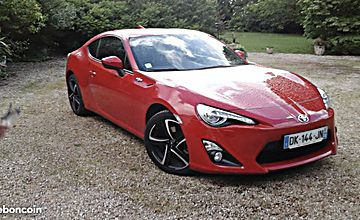 Super occasion Toyota GT 86