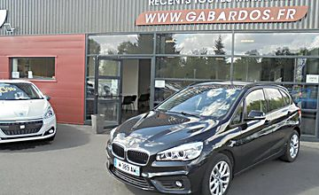 Bmw serie 2 active tourer 218d 150 ch pack gps