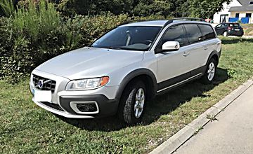 Volvo xc 70, volvo, break