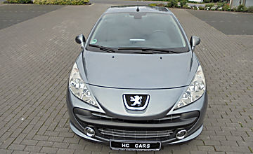 peugeot 207 easy find your vehicle