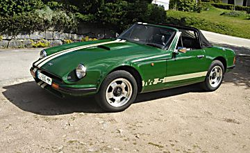 Tvr s cabriolet